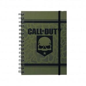 Σημειωματάριο Call of Duty - Skull