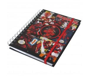 Σημειωματάριο Marvel - Deadpool