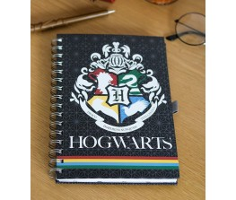 Σημειωματάριο Harry Potter - Hogwarts