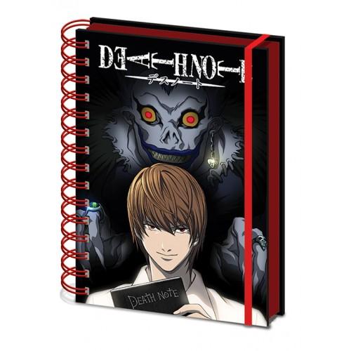 Σημειωματάριο Death Note - Shadow