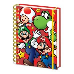 Σημειωματάριο Super Mario - Run
