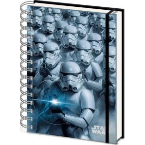 Σημειωματάριο Star Wars - Stormtrooper 3D Cover