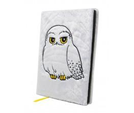 Σημειωματάριο Harry Potter - Hedwig Fluffy