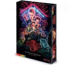 Σημειωματάριο Stranger Things - S3 VHS