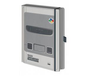 Σημειωματάριο Nintendo - SNES