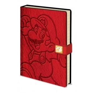 Σημειωματάριο Super Mario - Jump