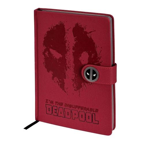 Σημειωματάριο Deadpool - I'm the Insufferable