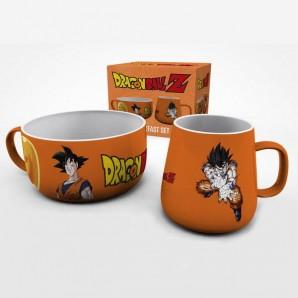 Set Πρωινού Dragon Ball