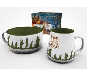 Set Πρωινού Lord of the Rings