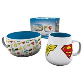 Set Πρωινού DC Comics Logos