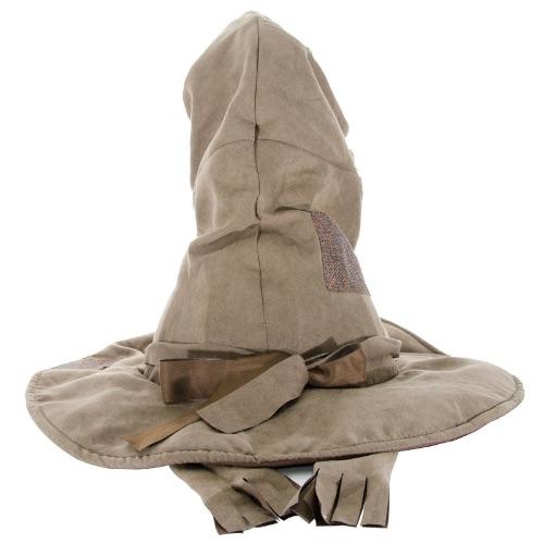 Καπέλο Harry Potter 43cm - Interactive Real Talking Sorting Hat