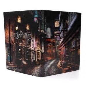 Σημειωματάριο 3D DIagon Alley - Harry Potter
