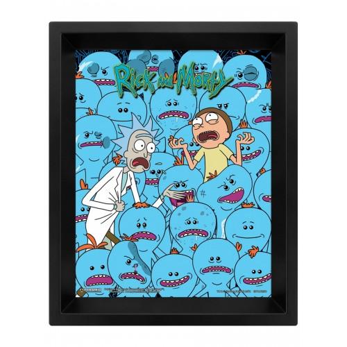 Κάδρο Rick and Morty