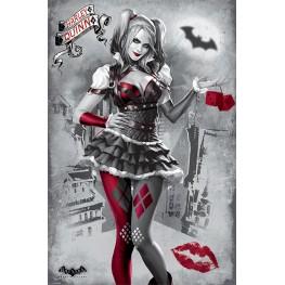 Αφίσα Batman Arkham Knight - Harley Quinn