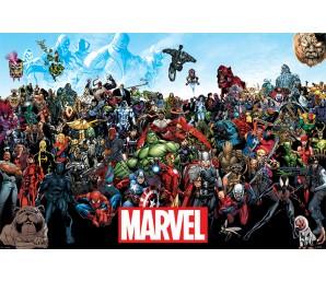 Αφίσα Marvel - Universe