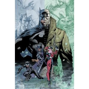 Αφίσα Batman - Hush