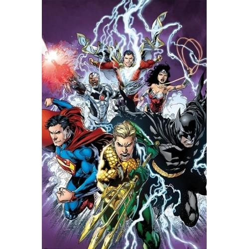 Αφίσα Justice League - Strike