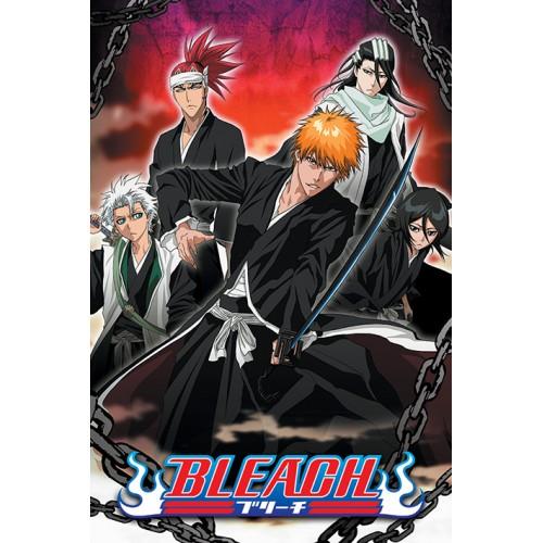 Αφίσα Bleach - Chained