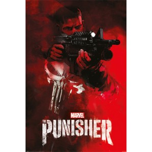Αφίσα The Punisher - Aim