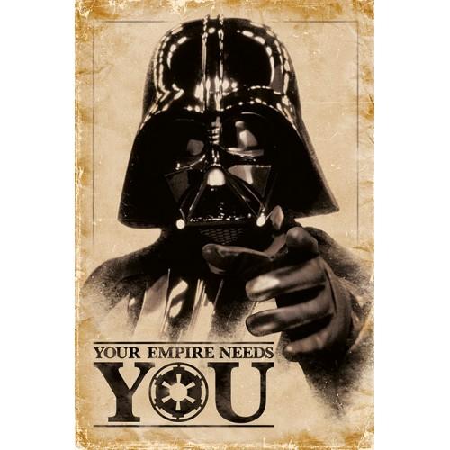 Αφίσα Star Wars - Your Empire Needs You