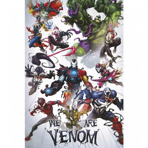 Αφίσα Marvel - We are Venom