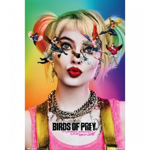 Αφίσα DC Birds of Prey Dazed and Confused