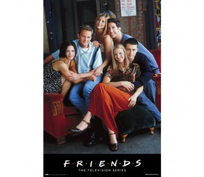 Αφίσα Friends Persons