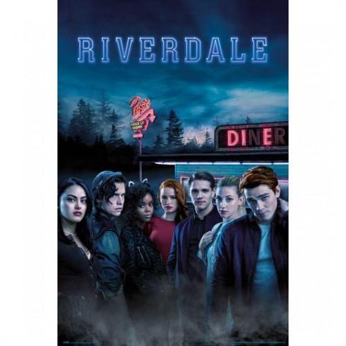 Αφίσα Riverdale Season 3