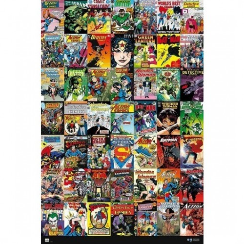 Αφίσα DC Comics Covers