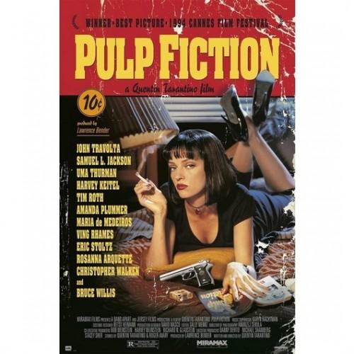 Αφίσα Pulp Fiction