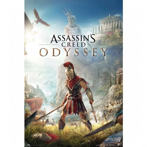 Αφίσα Assassins Creed Odyssey