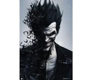 Αφίσα DC Comics Batman - Arkham Origins Joker