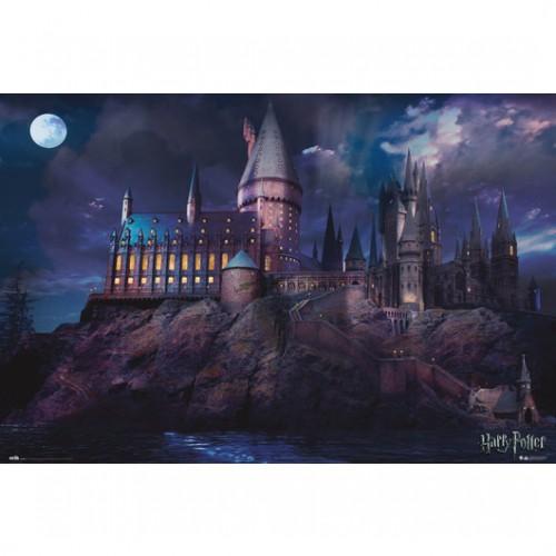 Αφίσα Harry Potter Hogwarts