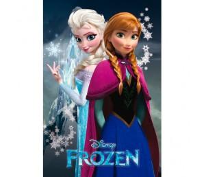 Αφίσα Frozen - Disney