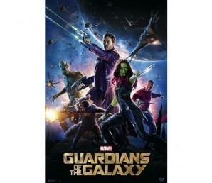 Αφίσα Guardians of the Galaxy - Marvel