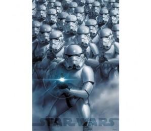 Αφίσα Classic Stormtroopers - Star Wars