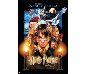 Αφίσα Sorcerer's Stone - Harry Potter