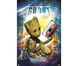 Αφίσα Groot Guardians of the Galaxy - Marvel