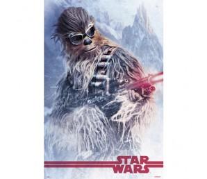 Αφίσα Chewbacca Solo - Star Wars