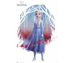 Αφίσα Elsa - Frozen