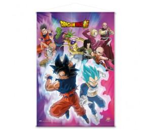 Πανό 7 Warriors - Dragon Ball