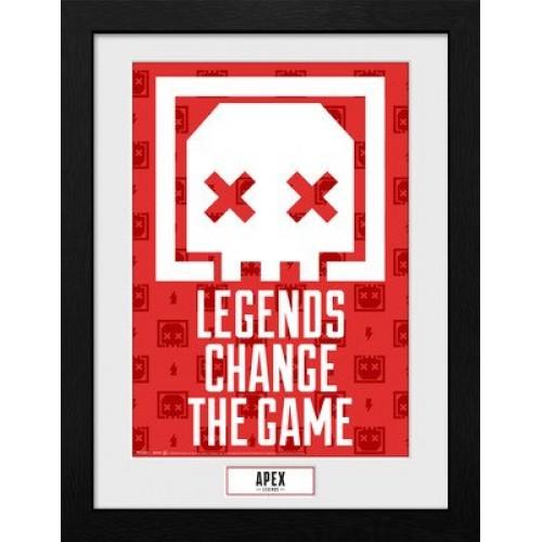 Κάδρο Apex Legends - Legends Change The Game