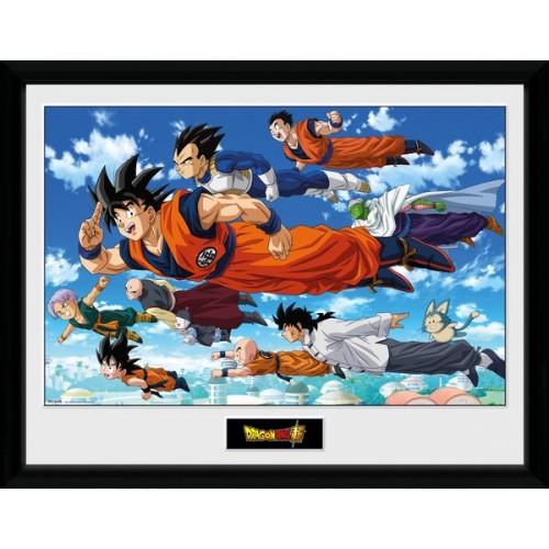 Κάδρο Dragon Ball Super - Flying