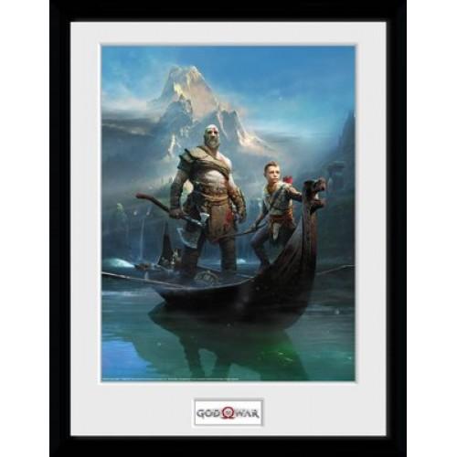 Κάδρο God of War - Key Art