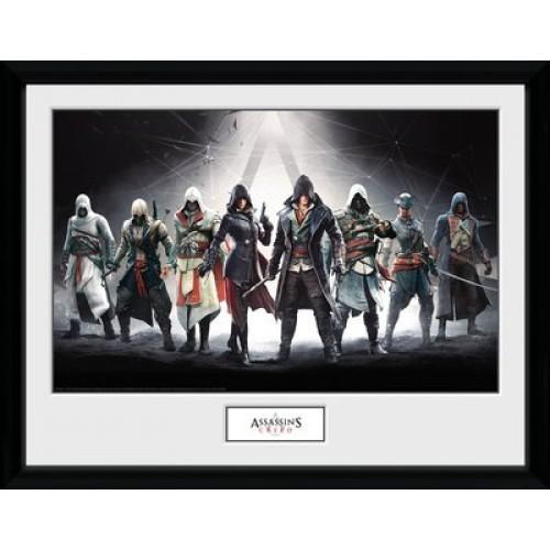 Κάδρο Assassins Creed - Characters