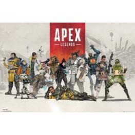Αφίσα Apex Legends - Group