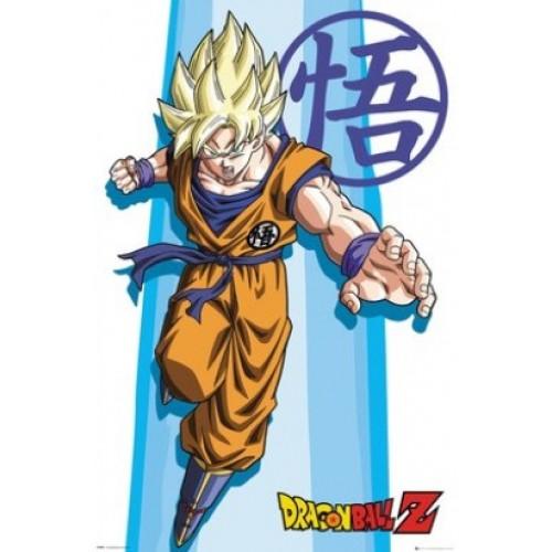 Αφίσα Dragon Ball Z - SS Goku