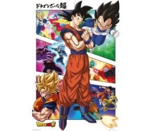 Αφίσα Dragon Ball Super - Panels