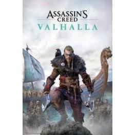 Αφίσα Assassins Creed Valhalla
