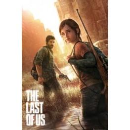 Αφίσα The Last of Us - Key Art